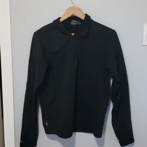 Karbon1/4 zip ski sweater
